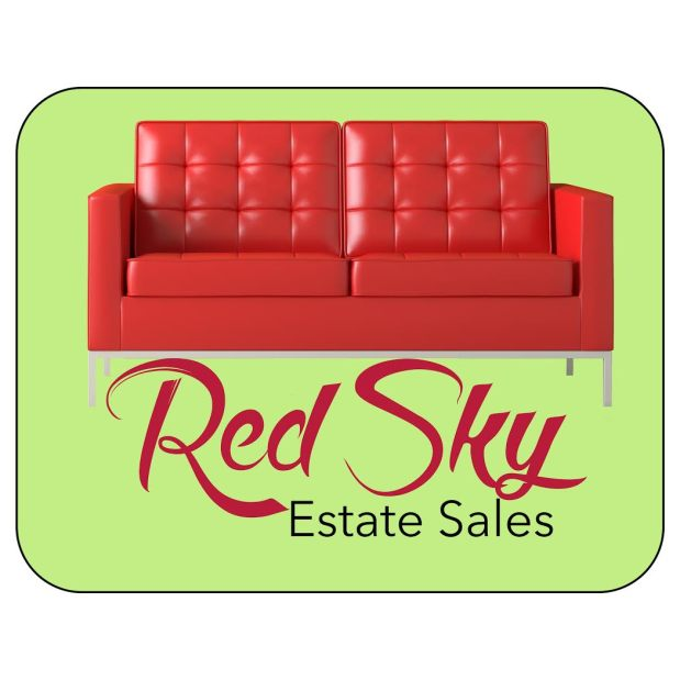 RED SKY ESTATE SALES is in HIAWASSEE for 3 days! Antiques from England and US! Hand made furniture from Santa Fe!